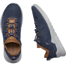 Keen Highland Shoes Men blue nights/drizzle